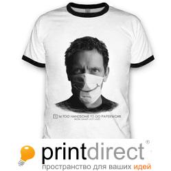 Принтдирект - сделай свою футболку